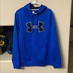 Under Armour unisex hoodie size Large